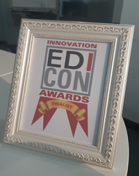 Richardson RFPD wins Innovation Awards-Finalist from EDI-Con