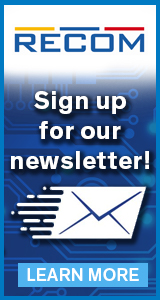 Sign Up for RECOM Newsletter