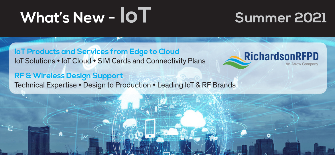 IoT What's New 2021