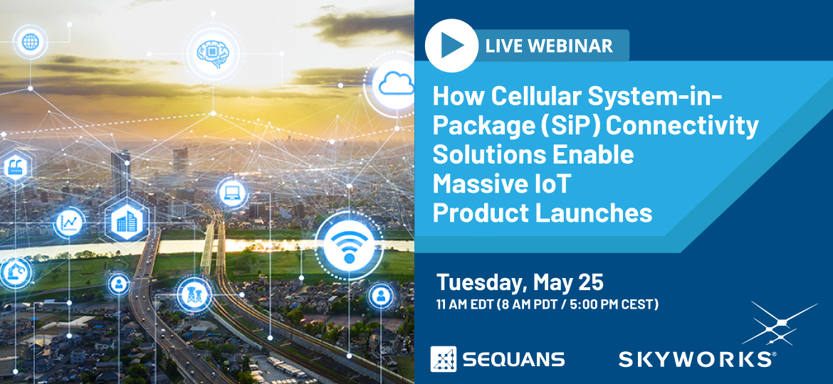 Skyworks Sequans webinar May 25th
